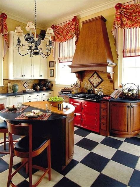 country kitchen designs decor outline