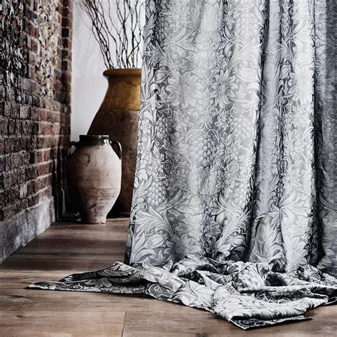Modern William Morris fabrics by Morris & Co   ELLE