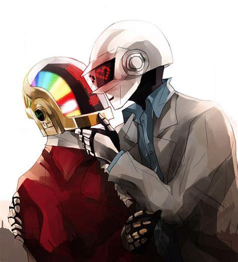 Daft Punk - Band - Image #2482935 - Zerochan Anime Image Board