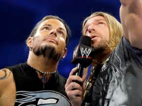 Triple H & Jeff Hardy