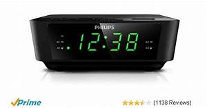 User Manual Philips Aj3116m  37 Digital Tuning Clock Radio