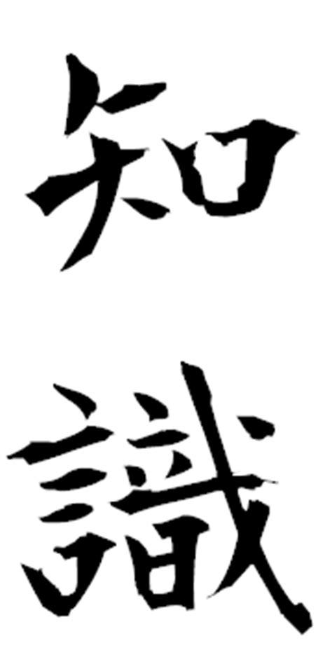 Knowledge - Others - Japanese Kanji Images