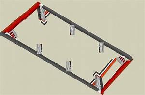 Treillis Soudé Maille 10x10 : extension garage fondation besoin d 39 aide ~ Dailycaller-alerts.com Idées de Décoration