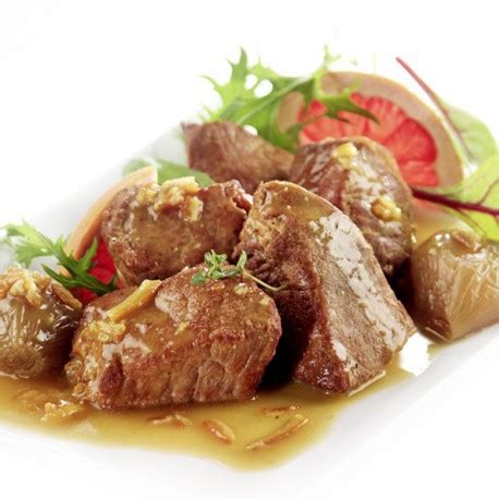 plats cuisines sous vide m 233 daillon de porc 224 l 233 chalote et aux oranges sanguines sachet 250 gr le gourmet de la chasse