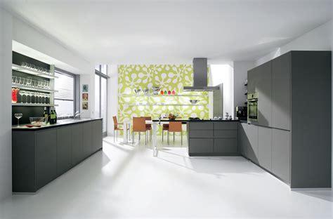 cuisine design cuisine design laquée mate gris anthracite