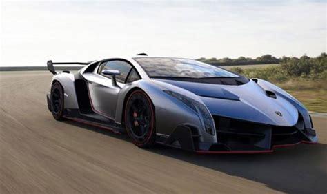 Lamborghini Veneno Leaked Ahead Of Geneva Motor Show