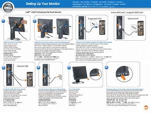 Dell Computer Monitor 1505fp User Guide