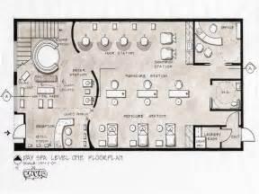 make floor plans salon floor plans day spa level design stroovi