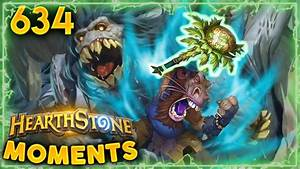 1 Turn, 2 Ultimate Infestations!! | Hearthstone Daily ...