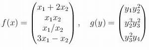 Jacobi Matrix Berechnen : mathematik online test differentialrechnung mehrerer ver nderlicher mehrdimensionale ~ Themetempest.com Abrechnung