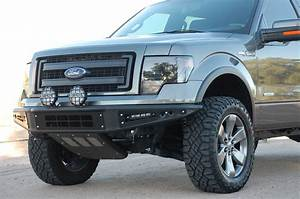 2013 Ford Fx4 With A D D Venom Front Bumper
