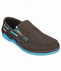 Crocs Brown Casual Shoes available at SnapDeal for Rs.2647