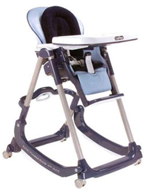 chaise haute dondolino prima pappa chaise haute prima pappa dondolino moon light gt idées enfants