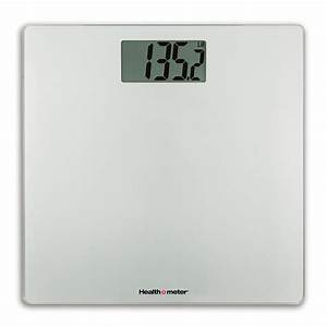 health o meterr glass weight tracking scale With health o meter bathroom scale