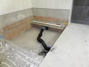 Projekt Begehbare Dusche
