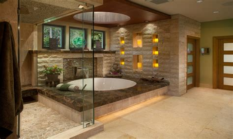 japanese style shower asian spa bathroom design asian spa