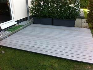 Terrasse Wpc Grau : wpc terrassen in verschiedenen farben bs holzdesign ~ Markanthonyermac.com Haus und Dekorationen
