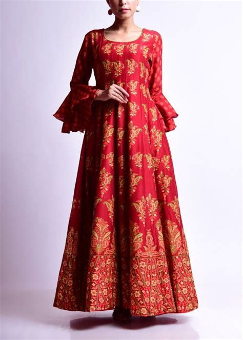 latest long kurti designs  bridal fashion medium