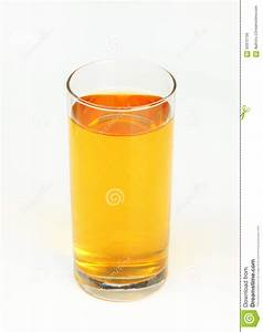 Glass Of Apple Juice Stock Photo - Image: 55975139