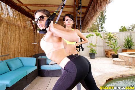 Training My Neighbor A Rk Prime Porn Movie