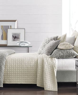 Macys Coverlets by Hotel Collection Connections Quilted King Coverlet