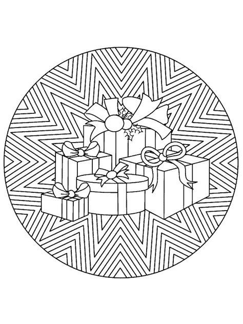 Kleurplaat Mandala Kerst by Kleurplaten En Zo 187 Kleurplaat Kerstmis Mandala Cadeautjes