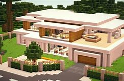Images for youtube petite maison moderne minecraft ...