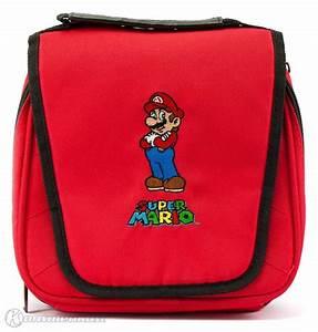 Super Mario Tasche : nintendo ds tasche carry case travel bag rot super ~ Kayakingforconservation.com Haus und Dekorationen