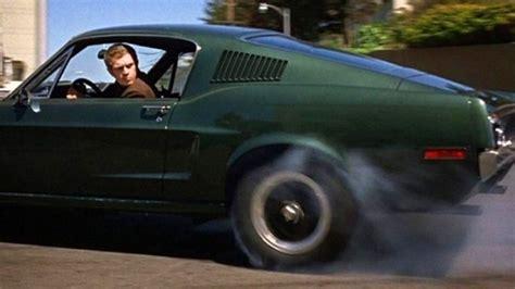 iconic car chase scene  bullitt hot cars