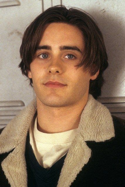 90s Hairstyles Guys by Jared Leto 1993 90s S Hair 1990s Hair Styles