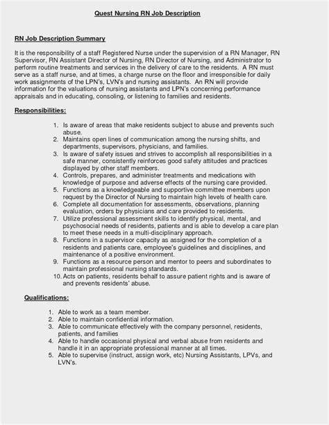 Registered Duties Resume by Is Registered Description For Resume Information