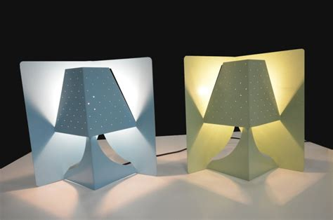 Pop-up Table Lamp By Ssteel » Retail Design Blog