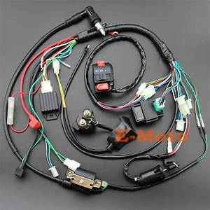 Atv Wiring Harness Promotion