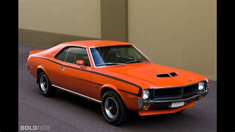 AMC Javelin SST Mark Donohue Edition