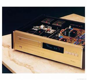 Accuphase Dp-70v - Manual - Compact Disc Player