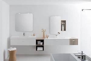 salle de bain design les nouveaux meubles marie claire With voir meuble salle de bain