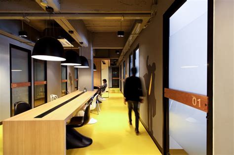 klique desk coworking office by studio of design and