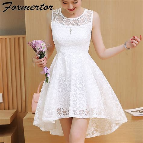 summer girl women dress dovetail mini wedding