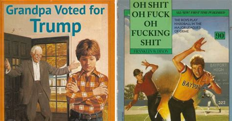 15 Children's Book Covers Photoshopped In Hilarious Ways