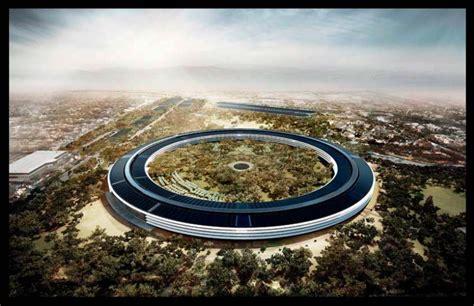 siege d apple découvrez l 39 incroyable siège que veut construire apple aux