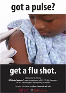 Flu posters | MIT Medical