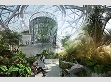 » Amazon Goes Big With New HQ Biosphere in Seattle