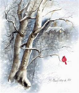 Make your own christmas cards free art lesson