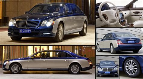 maybach    pictures information specs