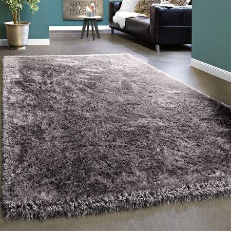 tapis shaggy gris beige noir taupe tapis poil long pas