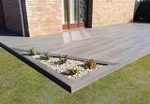 Terrasse En Bois Composite Prix : terrasse en bois composite fiberon xtrem galaxy jardin ~ Edinachiropracticcenter.com Idées de Décoration