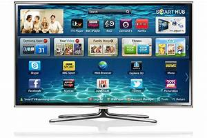 46 U0026quot  Es6800 Series 6 Smart 3d Full Hd Slim Led Tv