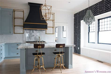 Our Vintage Modern Kitchen Reveal    Addison's Wonderland