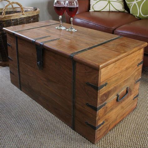 Best storage trunk coffee table from trunk coffee table uk. Balic Thakat Coffee Table Trunk in 2020 | Coffee table trunk, Chest coffee table, Storage furniture