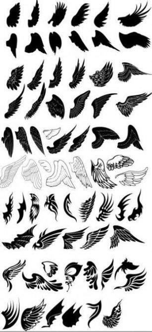 Best Tattoo Small Shoulder Blade Angel Wings Ideas #tattoo | Обои